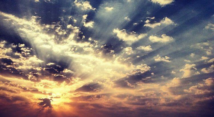 Oração Céu