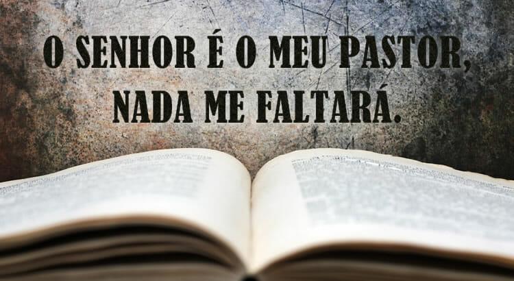 Salmo 23 Bíblia