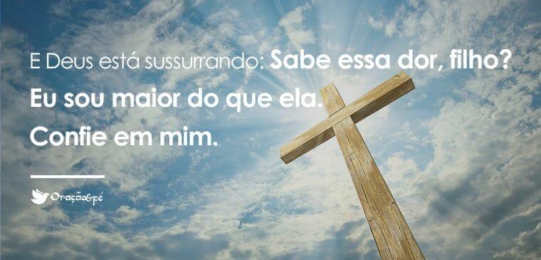 Prefiro Ter Apenas Deus Na Minha Vida Do Que Estar Rodeado: FRASES DE DEUS