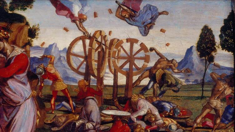 Martírio de Santa Catarina