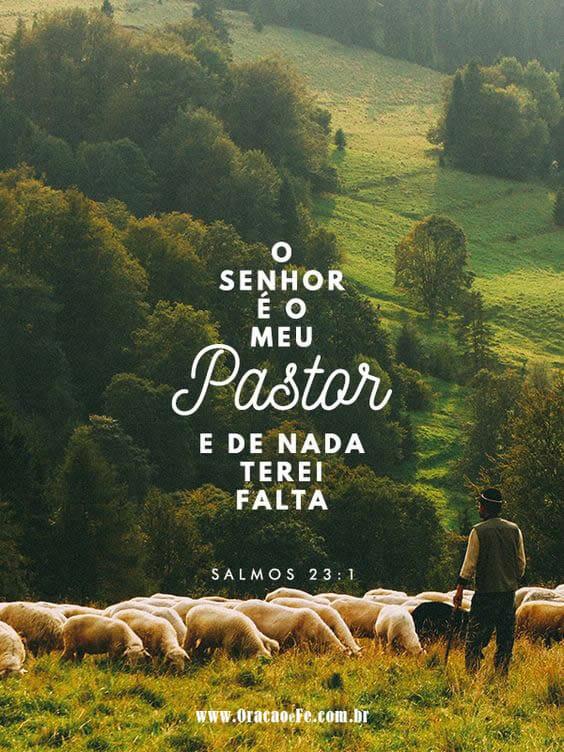 Salmo 23 Carneiros