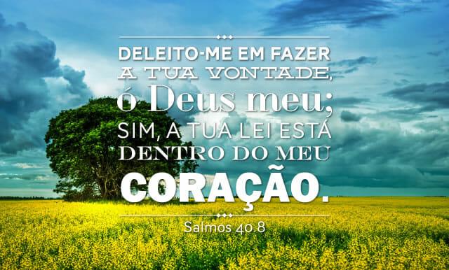 Salmo 40 da Bíblia