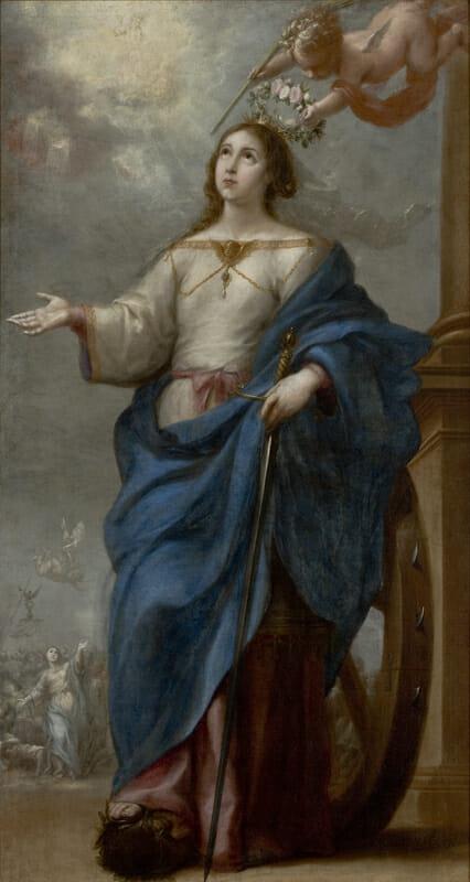Oração de Santa Catarina